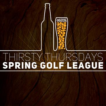 Thirsty Thursday League at Brea Creek