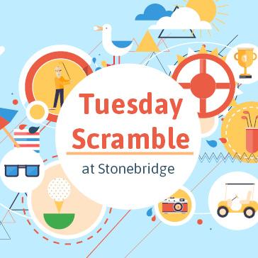 Tuesday Scramble