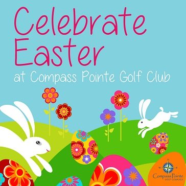 Easter Egg Hunt at Compass Pointe