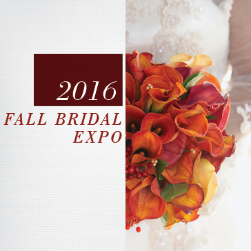 Fall 2016 Bridal Expo at Orchard Valley Golf Course