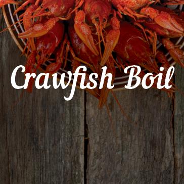 Crawfish Boil at Brewton