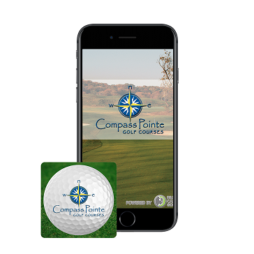 Compass Pointe Golf App Web banner