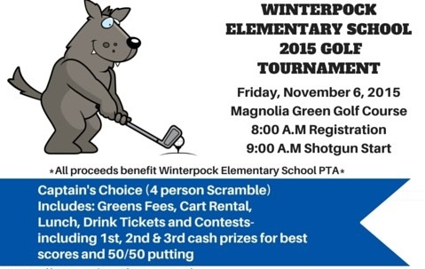 winterpock elem web banner for golf event