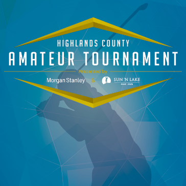 Highlands County Amateur Tournament at Sun N Lake golf club in Sebring, FL