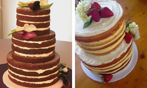 Hiddenbrooke Golf Club - Naked Wedding Cakes