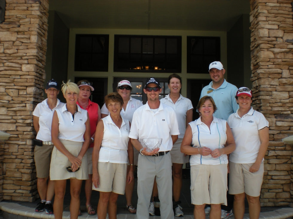 St. Johns G&CC 210 Cup Women