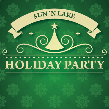 2014 Holiday Party December at Sun N Lake Golf Club Florida