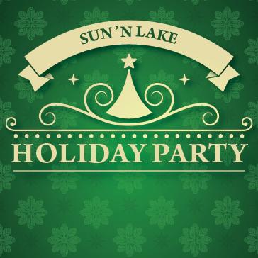 2014 Holiday Party December at Sun N Lake Golf Club Florida