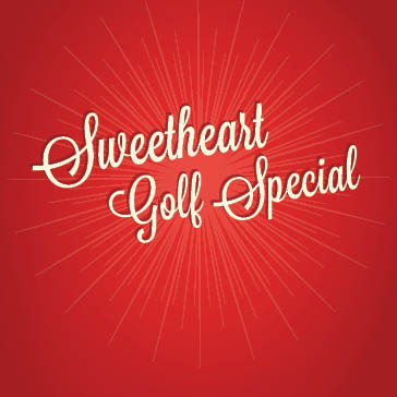 Sweetheart Golf Special at Brea Creek Golf Club