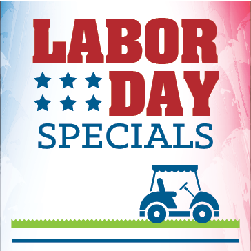 Labor Day Golf, Food and Drink Specials at Fernandina Beach Golf Club on Amelia Island outside of Jacksonville, FL