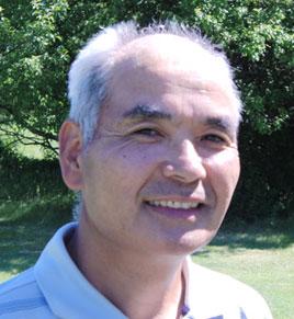 Instructor Bio Pics: Hiromune Takamura