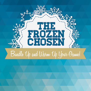 The Frozen Open Golf Tournament at Forest Greens Golf Course in Triangle, VA