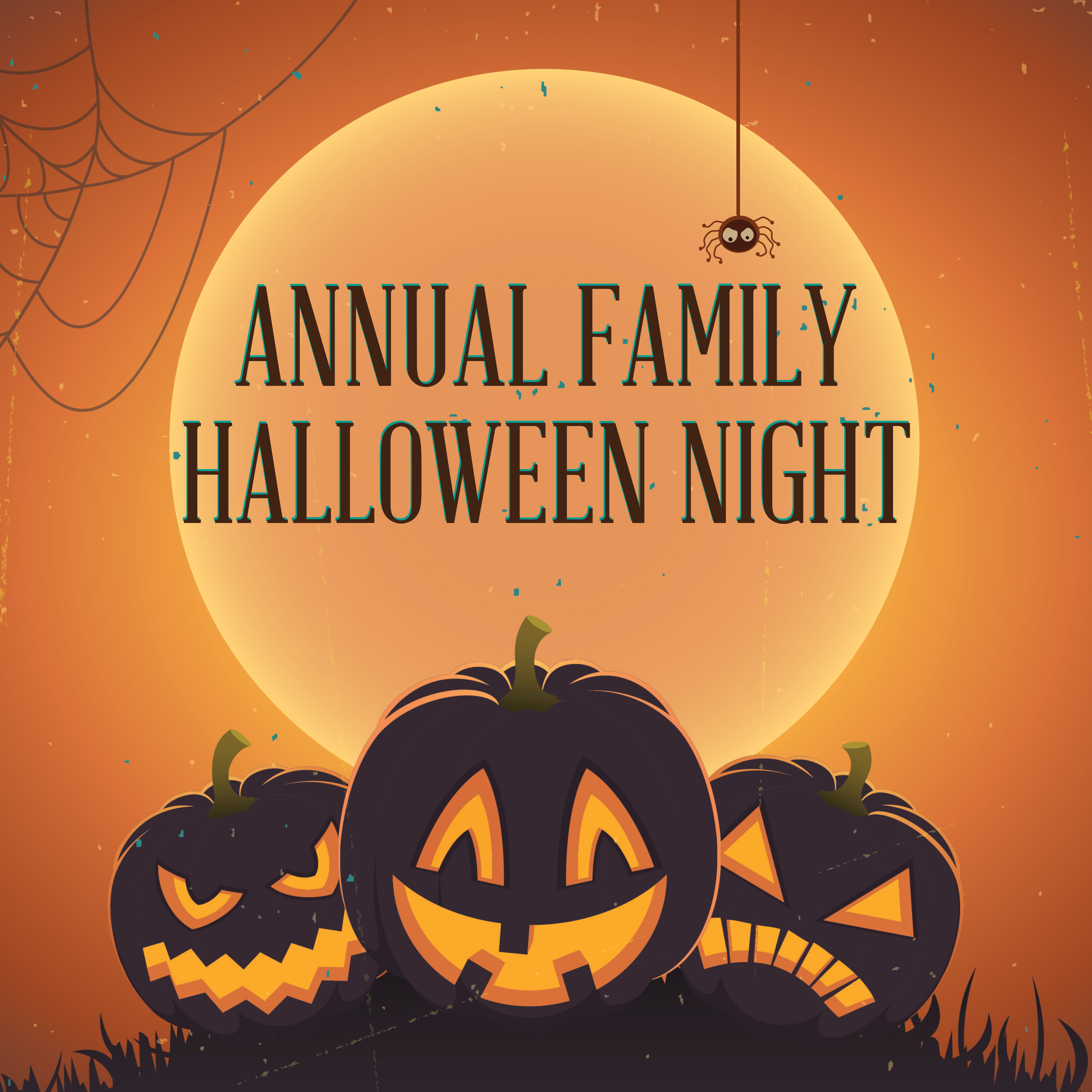 Annual Family Halloween Night at St Johns Golf and Country Club in St Augustine, FL