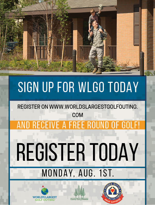 World's Largest Golf Outing 2016