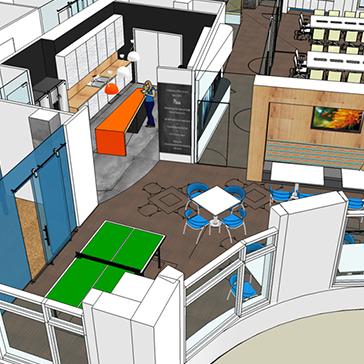 Billy Casper new Office Space