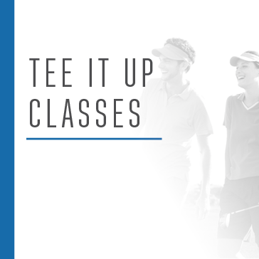 Tee It Up Classes Golf Lessons at Broad Run in Bristow