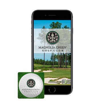 Mobile Golf App - Phone Icon for Magnolia Green Golf Club in Richmond, VA