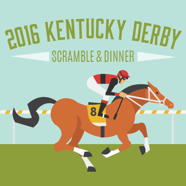 Kentucky Derby Scramble & Dinner at Orchard Valley Golf Course