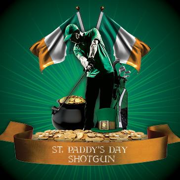 St Paddys Day Shotgun