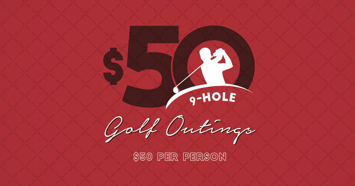 Orchard Valley Golf Course $50 9 Hole Golf Outing