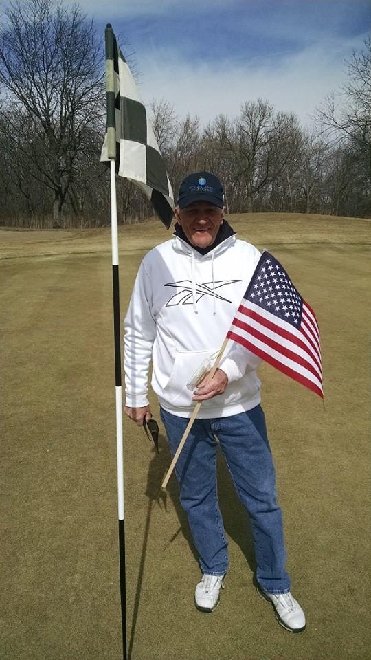 Highland Woods Golfer