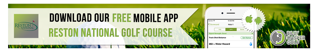 Reston National Golf App
