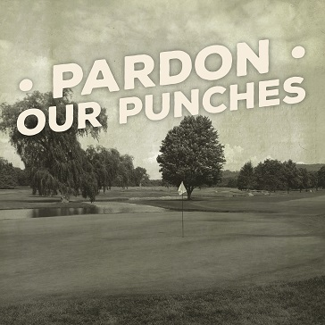 Aerification Special - Pardon Our Punches at Golf Course