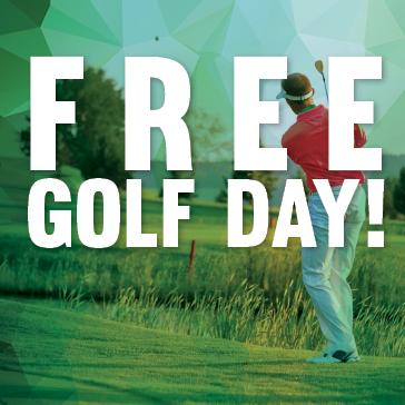 Free Golf Day at Dunedin Stirling Links in Dunedin, FL