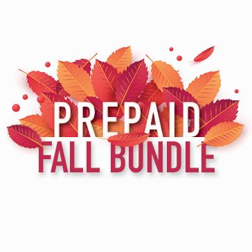 Prepaid Fall Bundle