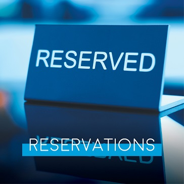 Reserved, Reservations,