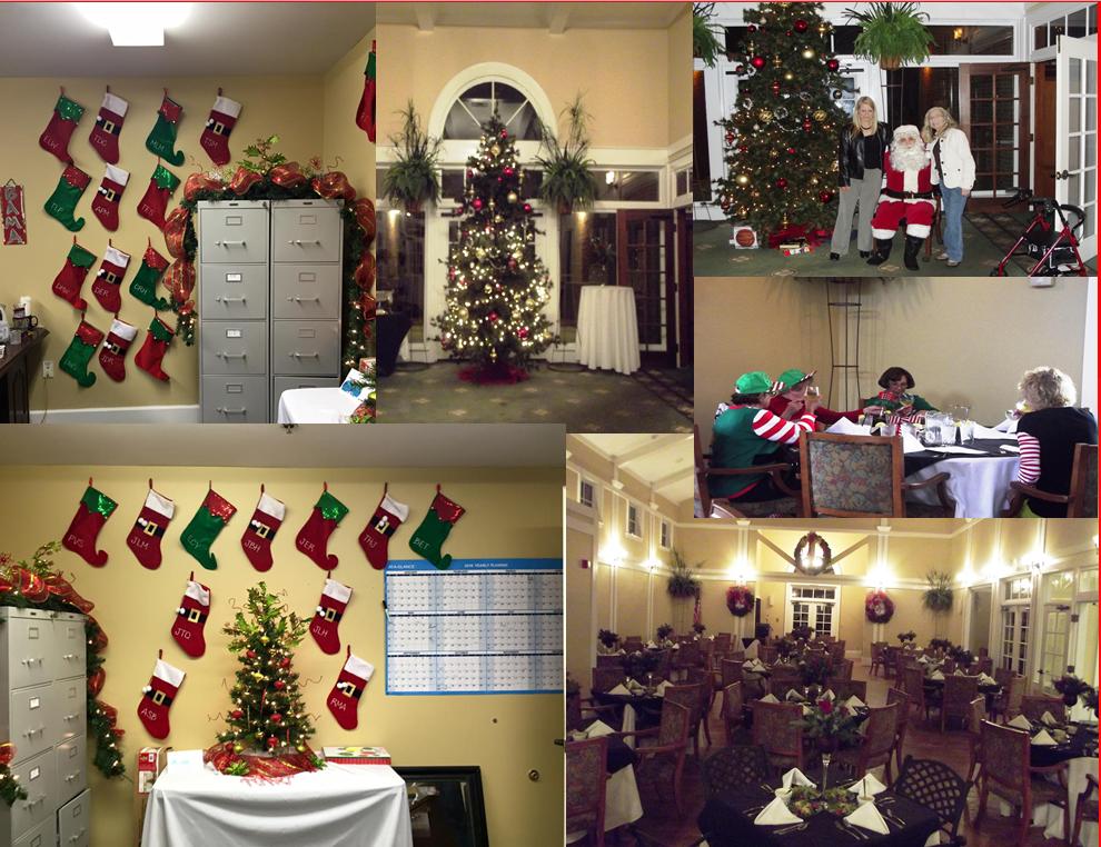brewton christmas blog collage