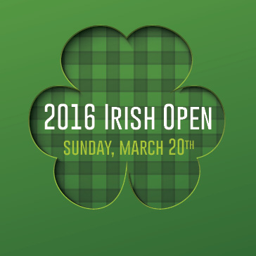2016 Cobbs Creek Irish Open