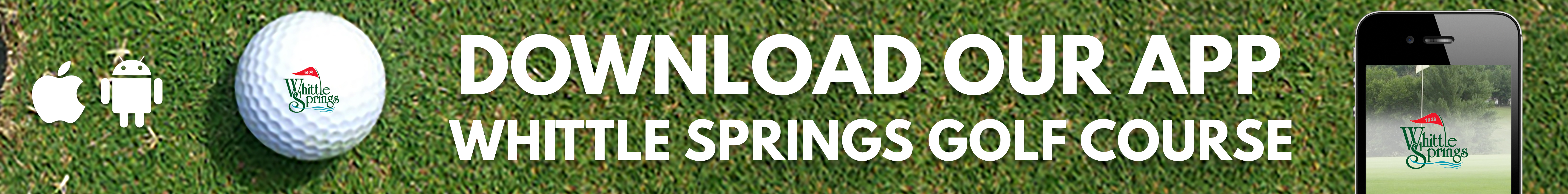 Whittle Springs Golf App