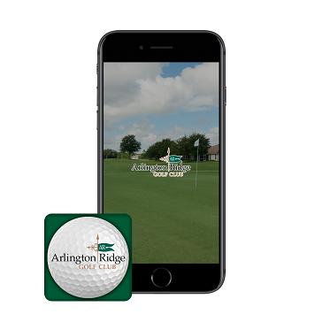 Arlington Ridge Golf App - Phone Icon