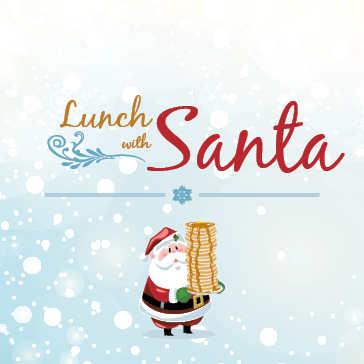 Lunch With Santa at Birch Hills golf course