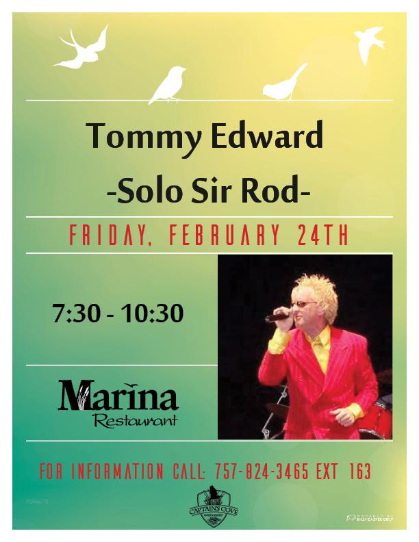 Tommy Edward -Solo Sir Rod-