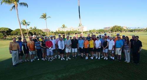 2014 Westin Kaanapali Golf Outing