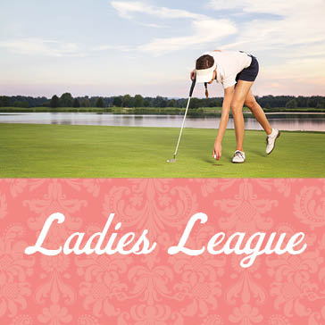 Ladies League at Orchard Valley Golf Course