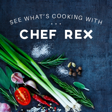 Cooking with Chef Rex - Cooking Demo Lunches