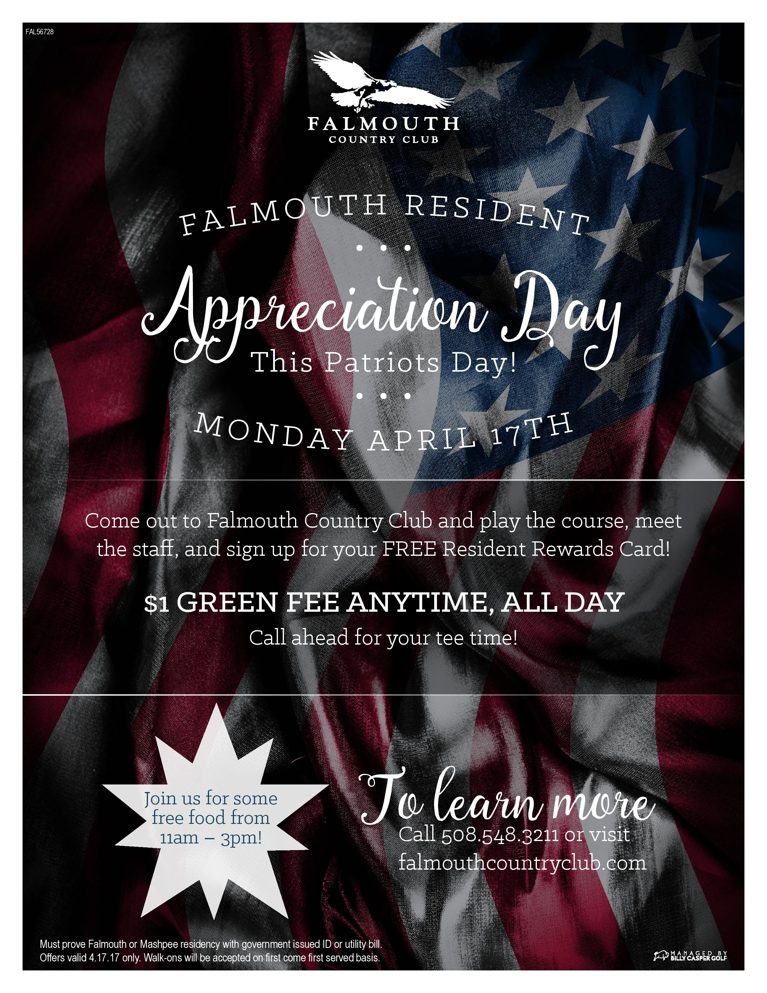 2017 Resident Appreciation Day