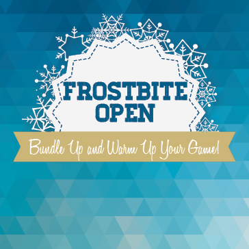 Frostbite Open at Rock manor Golf