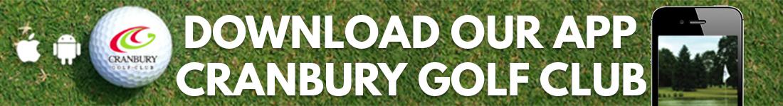 Cranbury Golf App