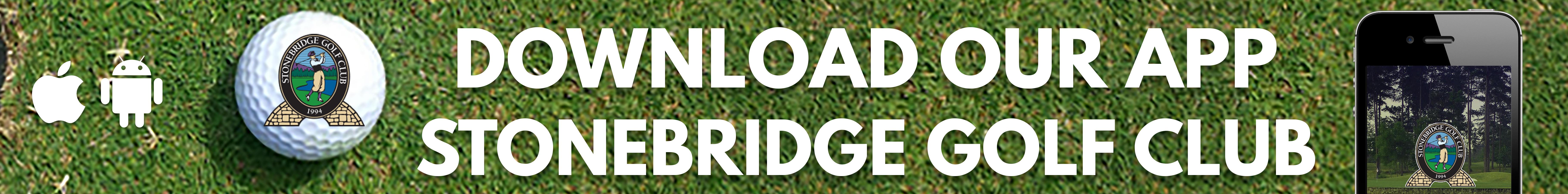 Stonebridge Golf App