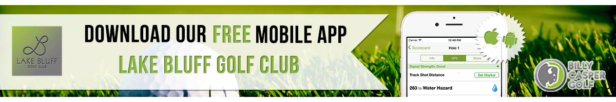 Lake Bluff Golf App