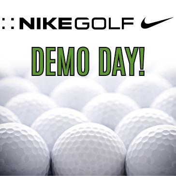 Nike Golf Demo Day at Country Club of Brewton in Brewton, AL