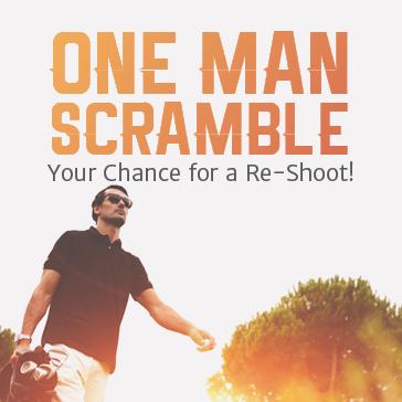 One Man Scramble at Whisper Creek Golf Club