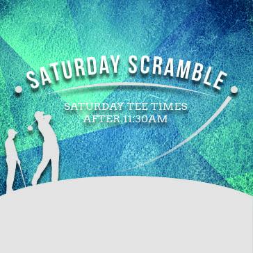 Saturday Scramble Web Event at Cypress Creek Country Club Florida