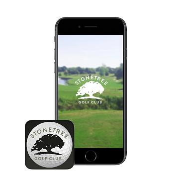 Stonetree Golf web banner  - phone icon