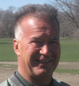 Instructor Bio Pics: Chris Otis