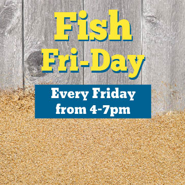 Fish Fry web banner for event at Willowbrook Golf Course Florida